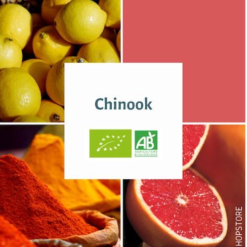 Houblon bio Chinook