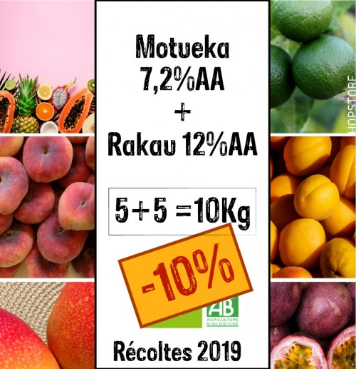 "PACK NZ ""FRUITS EXOTIQUES"" (10kg)"